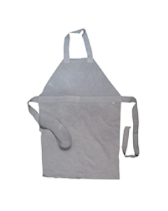 Welding Bib Apron - Suede Leather - Size L