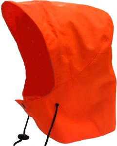 Caution Dome on Hood - Flouro Orange