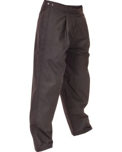 Caution Oilskin Over Trouser - Brown