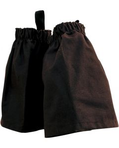 Caution Oilskin Gumboot Covers - Brown