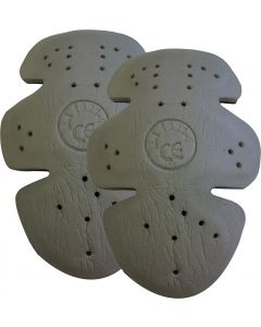 Caution Contoured Internal Knee Pads