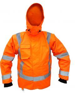 Caution StormPro TTMC-W17 Zip-off Sleeve Fleece Lined Vest
