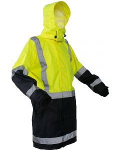 Caution StormPro D/N Jacket - Yellow/Navy
