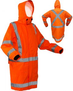 Caution StormPro TTMC-W17 X-Back Jacket