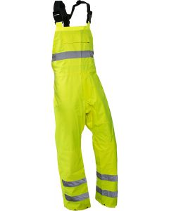 Caution StormPro Bib Over Trouser - Yellow