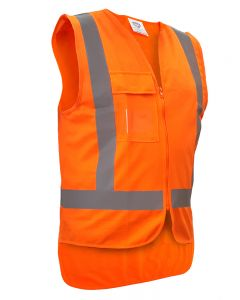 Caution TTMC-W17 Safety Vest